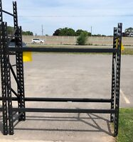 """New Metal Racking (6.5'H x 6'W x 24""""D) multip avail. St. Catharines Ontario Preview"""