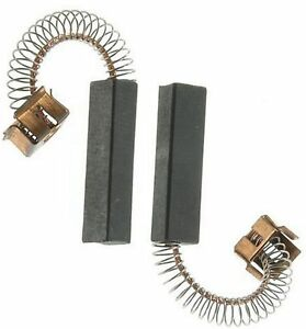 Motor carbon brushes pair for numatic henry hetty vacuum for Shop vac motor brushes