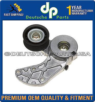 PORSCHE CAYENNE 3.2 3.6 V6 Accessory DRIVE Belt Tensioner + Roller 95510229900