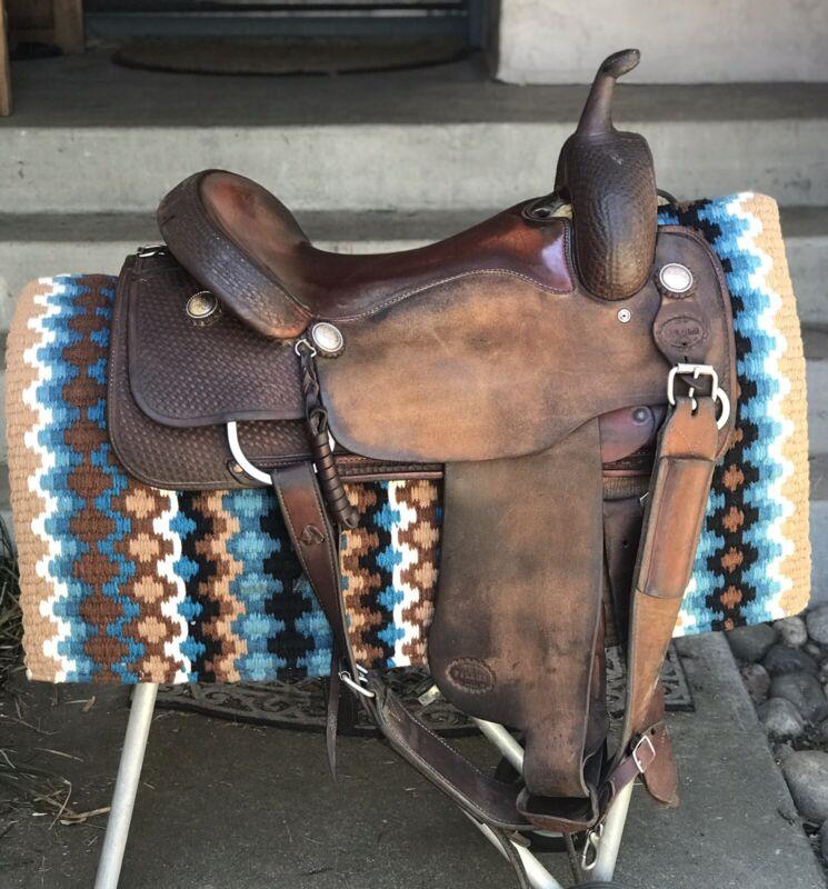 Piland Cutting Saddle
