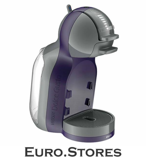 krups nescafe dolce gusto mini me kp1206 purple/grey   ebay