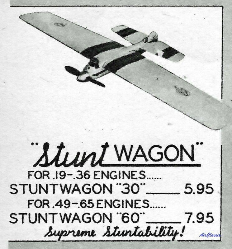 Hal deBolt Plans: Stuntwagon 30 (1949)