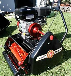 Scott Bonnar cylinder reel mowers. With 12 month warranties Redland Bay Redland Area Preview