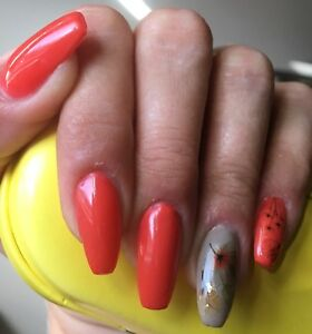 SPECIAL  Real gel nails