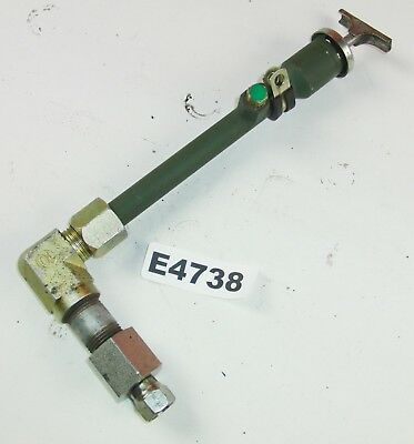 Oil Dip Stick And Tube 2g40 Hatz 2 Cylinder Diesel Engine