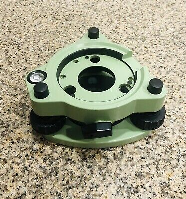 Original Leica Gdf111-1 Tribrach For Total Station Gps