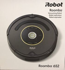 iRobot Roomba® 652 Vacuuming Robot