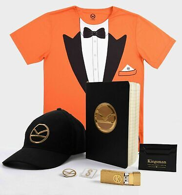 Kingsman Movie: collectors Limited Edition Box