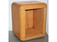 """Walnut Bank Cabinets for Size 1 /""""Grecian/"""" Post Office Box Doors"""