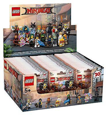 New Wholesale Full Box Lego Ninjago Minifigures Figures Toys - 71019