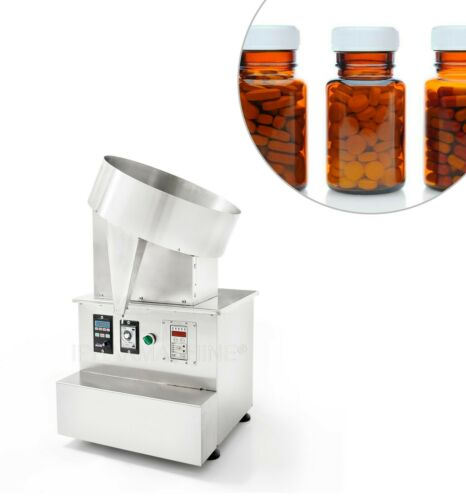 HD-100 Hot sales Round hard Candy Counting & Bottle Filling Machine
