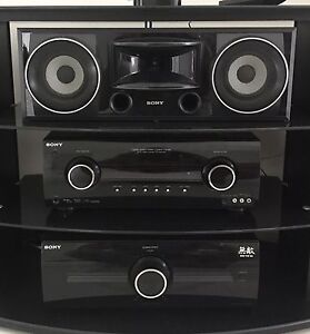 SONY 7.2 HOME THEATRE SYSTEM Glenfield Campbelltown Area Preview