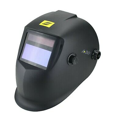 Esab Electronic Automatic Welding Helmet Model A30