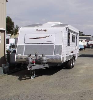 Roadstar Semi Offroad Caravan As New