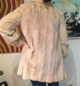 Mink jacket/coat Edgecliff Eastern Suburbs Preview
