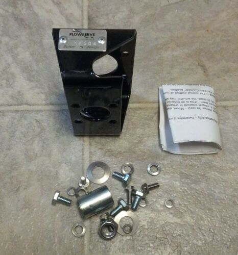 FlowServe Worcester Controls MK504 Mounting kit for ball valves