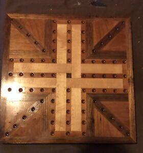 Custom board games  speciality hardwoods