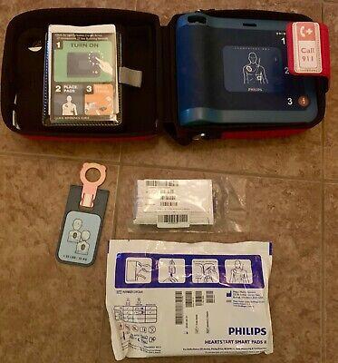 Philips Heartstart Frx Onsite Aed- Biomed Recertified 4 Year Warranty