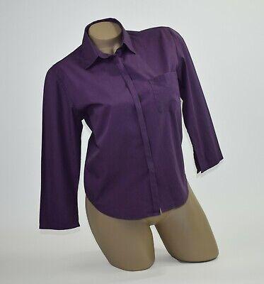 PEPE JEANS / Bluse Overhemd Shirt Oberteil 3/4 Ärmel Hemd Top  Gr. M