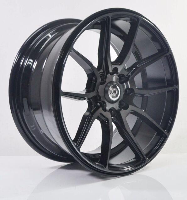 4pcs JUN SAMURAI 16 inch Mag Wheels Rim 4X100/4X114.3 Alloy wheel Car Rims MB-1