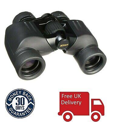 Nikon Action 7x35 EX Waterproof CF Binoculars BAA660AA (UK Stock)