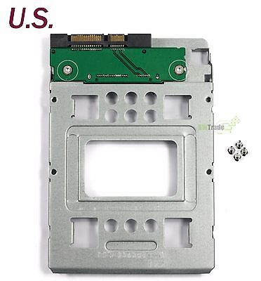 "2.5"" SSD to 3.5""  654540-001 Converter HDD Tray Caddy Hard Disk Drive Adapter"