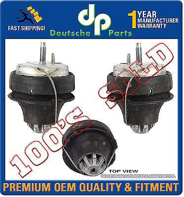 Volvo S60 S80 V70 Xc70 Xc90 2.3 2.4 Hydraulic Engine Motor Mounts 30778951 Set 2