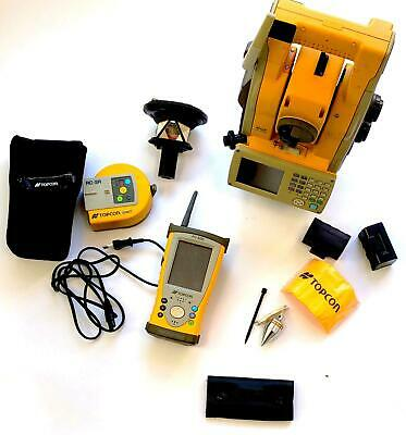 Topcon Robotic Total Station Gpt-9005a
