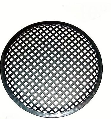 12 INCH SUBWOOFER SPEAKER COVERS WAFFLE MESH GRILL GRILLE PROTECT GUARD 12 Inch Speaker Grill