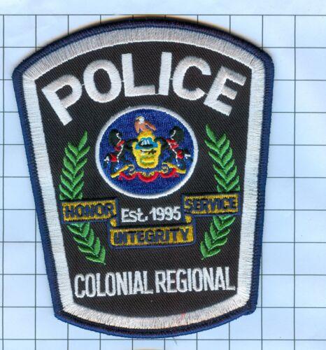 Police Patch - Pennsylvania - Colonial Regional