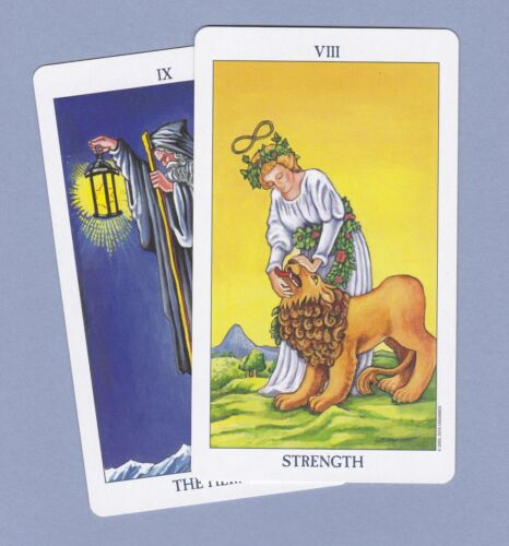The Radiant Rider-Waite Tarot Single Cards You Choose © 2003, 2013 US Games