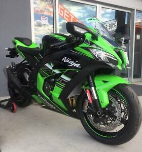 Kawasaki ZX10 $1500 Off Four of a Kind Bonus Rutherford Maitland Area Preview