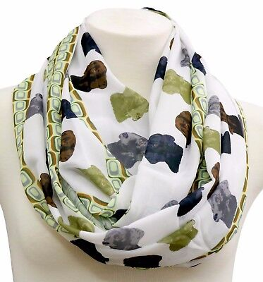 Fall Birthday Ideas (Labrador retriever infinity scarf birthday gift idea for her present dog toys)