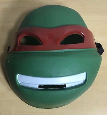 Teenage Mutant Ninja Turtle Raphael Red Bandana Mask - Ninja Turtle Raphael Maske