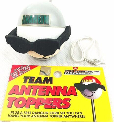 NFL Anaheim Ducks-Antenna Topper- Mirror Dangler-Free Shipping