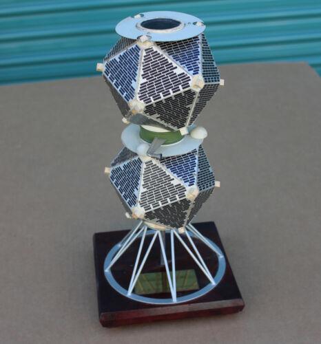 RARE Vela Nuclear Detection Satellite Original Contractor Model USAF Air Force