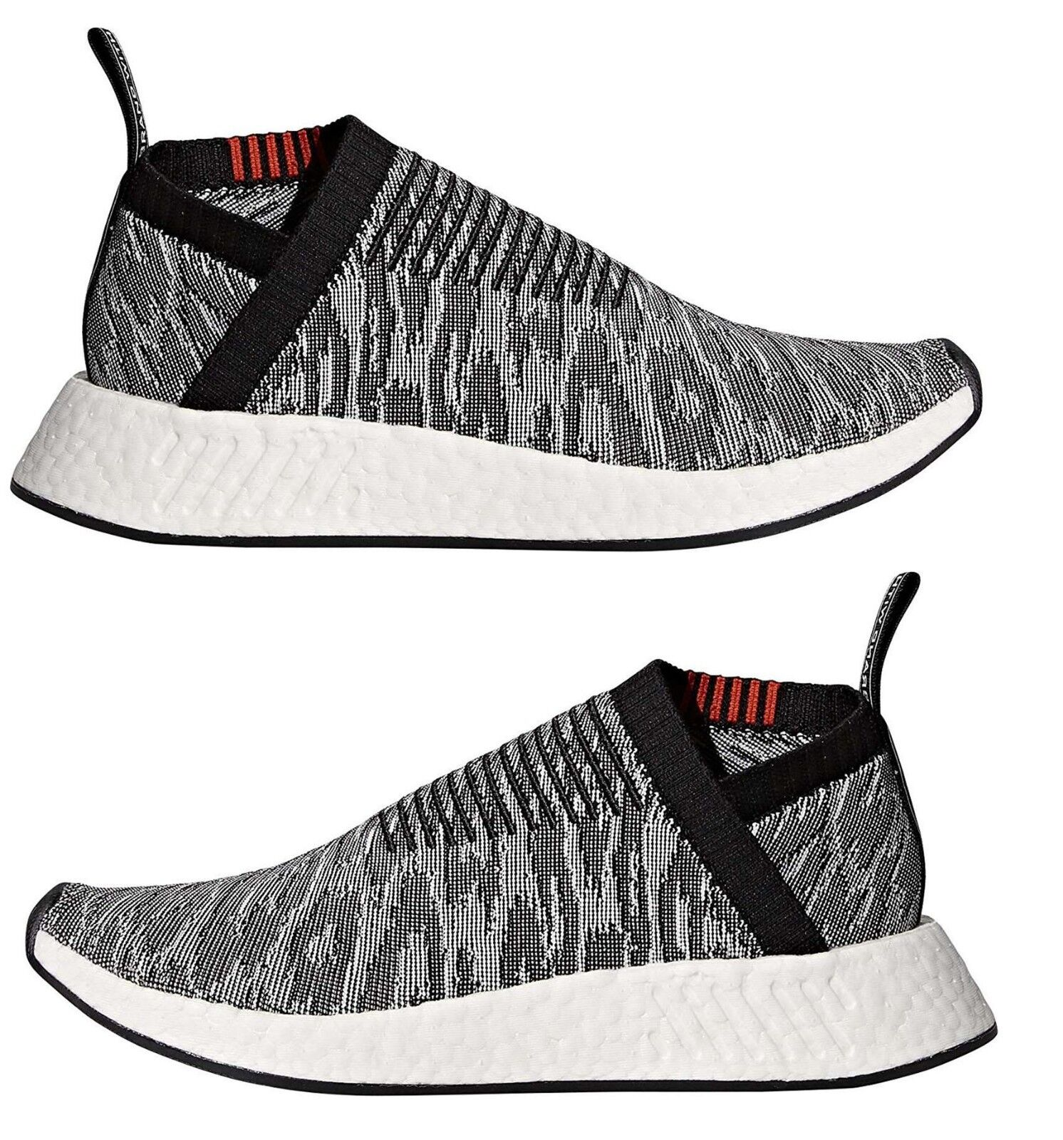 NEW Adidas Boost Men Athletic Shoes NMD CS2 Prime Knit Running Slip On Sneakers