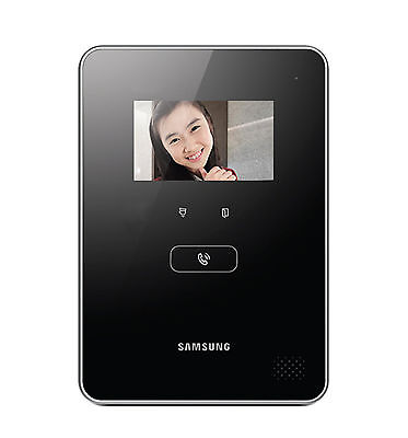 SAMSUNG SHT-3615ATK(SHT-3605PT) Video Interphone(Analog Type) Black