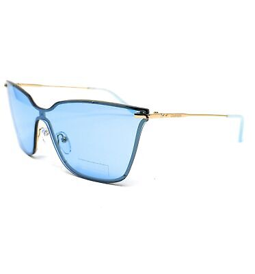 CALVIN KLEIN Sunglasses CK18115S 448 Light Blue Shield Women's (Calvin Klein Sunglasses For Women)