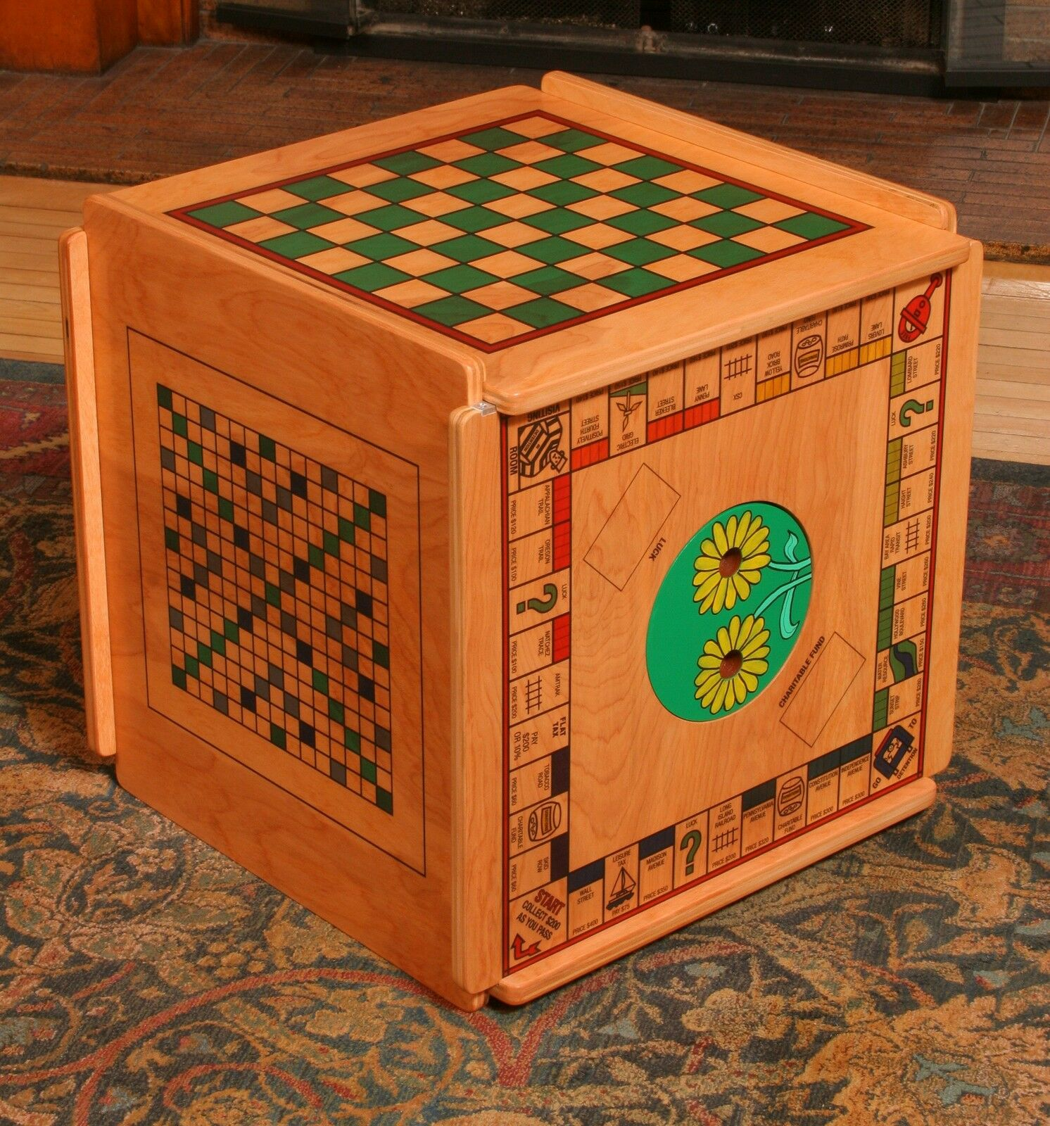 The American Game Table Company