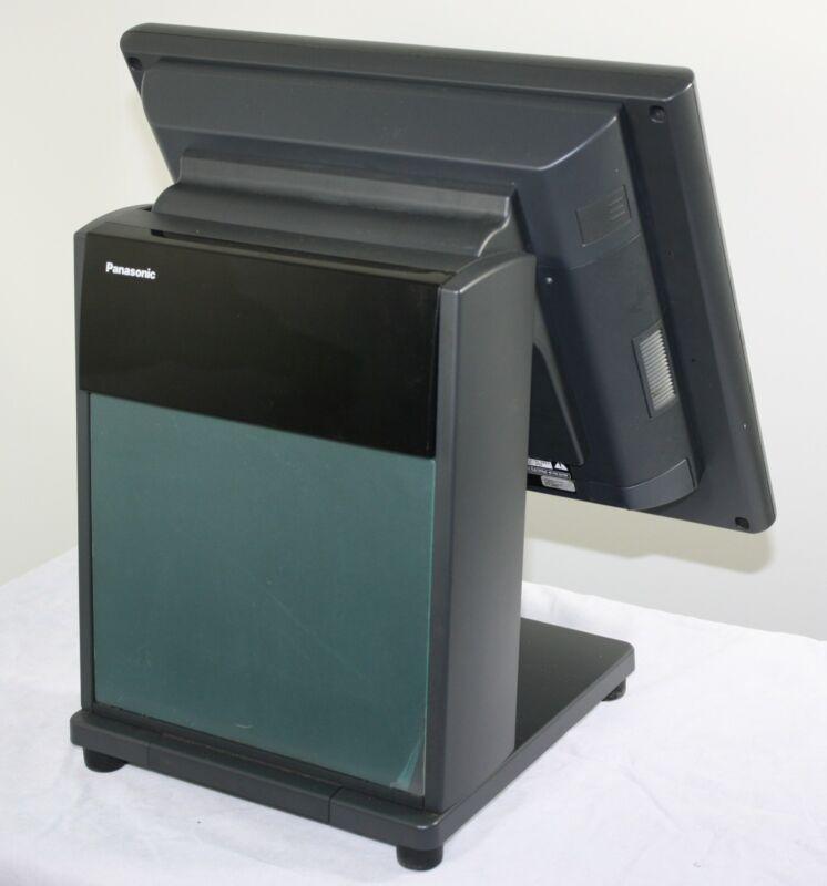 Panasonic JS-960WS Stingray Envo Point of Sale (POS) Register Complete Unit