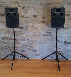 Hire Bluetooth Speakers, Marquee, Lights Microphone, DJ PA System