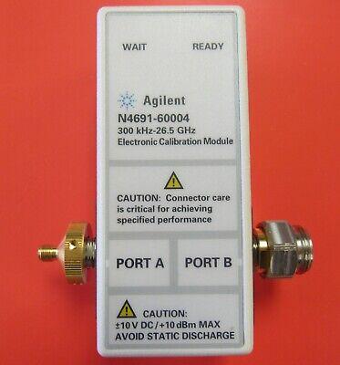Agilent N4691B 300KMHz-26.5GHz 3.5mm ECal Module Option M0F (N4691-60004) comprar usado  Enviando para Brazil
