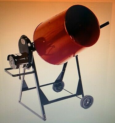 Red Lion Rlx-3 3-12 Cubic Feet Multi-purpose Cement Mixer Industrial Use