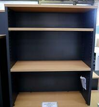 New Swan Desk Hutch Bookcase Office Furniture Shelving Storage Richmond Yarra Area Preview