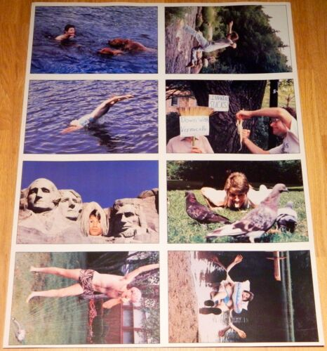 2 SIGNED UNCUT SHEETS OF THE COMPLETE BUDDYCARDS (TM) DIAMOND SERIES-VERY RARE!!