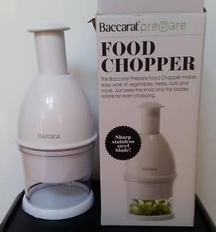 Food Chopper - Baccarat