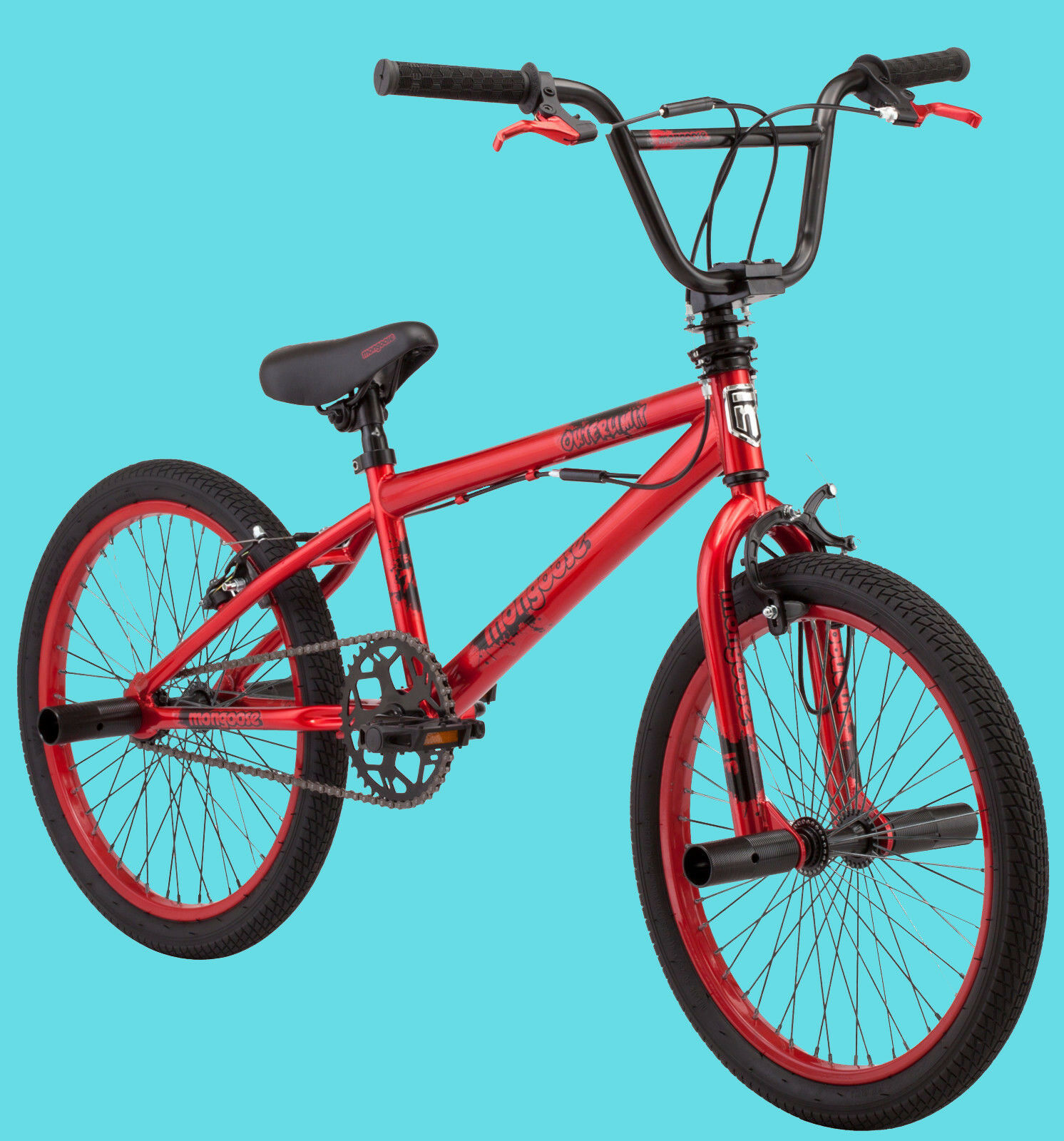mongoose mountain bikes for sale