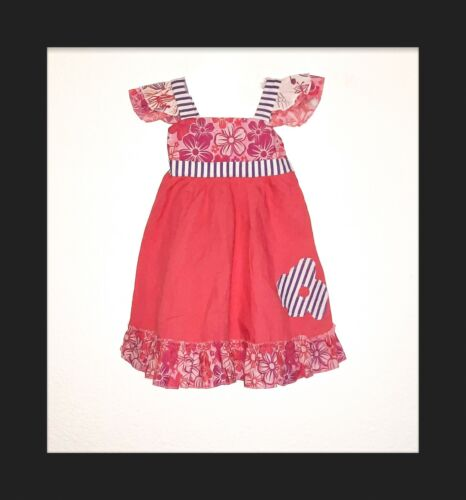 babies: JELLY THE PUG *Shawna Collection* Tallulah Dress - 18 Months *NEW*