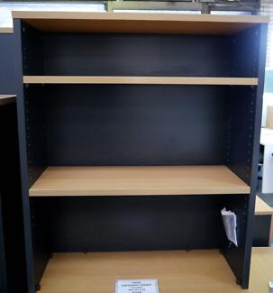 New Swan Desk Hutch Bookcase Office Furniture Shelving Storage